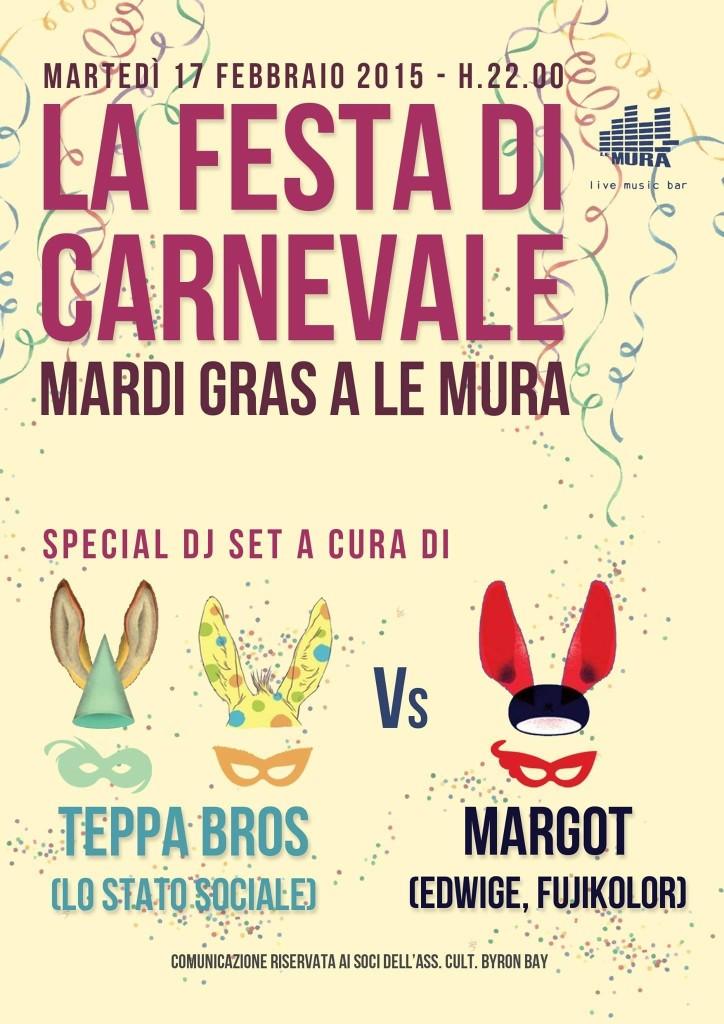 Carnevale a Le Mura_17 febbraio
