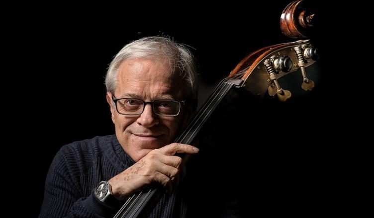 """Attilio Zanchi @ Roberto Cifarelli 752x440 """"Piani alterni"""" concerto al Palazzo Magnifica Comunità di Fiemme"""
