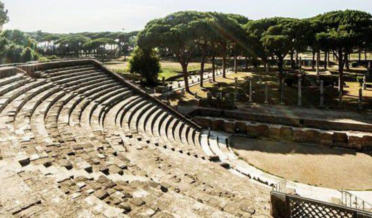 Teatro romano ostia antica festival il mito e il sogno for Programma arredamenti ostia