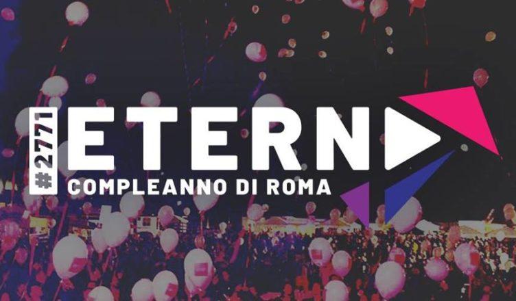 Eterna 2771 Il Compleanno Di Roma Terrazza Del Pincio E