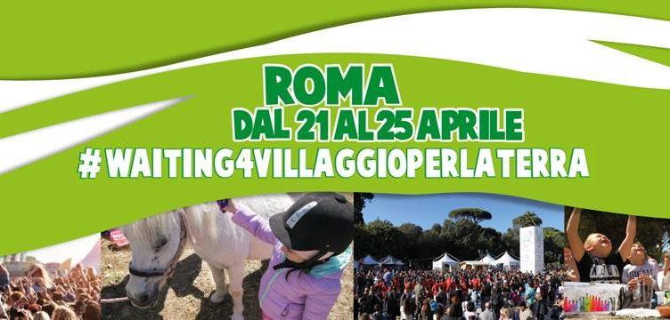 Earth Day 2018 A Roma Il Villaggio Per La Terra Alla