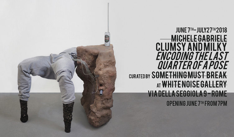 L'opera d'arte al tempo di Instagram: inaugura il 7 giugno alla White Noise Gallery la prima personale romana di Michele Gabriele